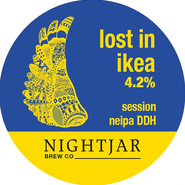 Nightjar Brew Lost In IKEA